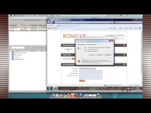 Bomgar Software Demonstration