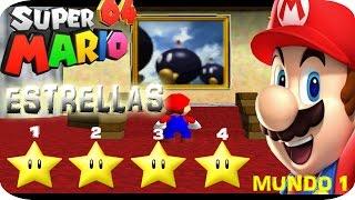 Super Mario 64 Gameplay Español parte1