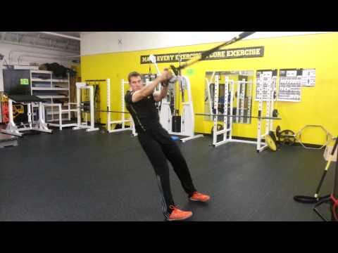 Core Dynamic: TRX Ab rotation