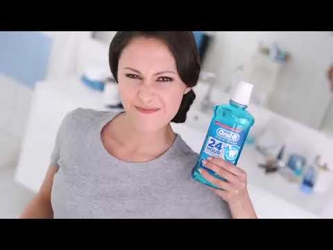 Oral-B Toothpaste & Mouthwash TV ad - рекламный ролик