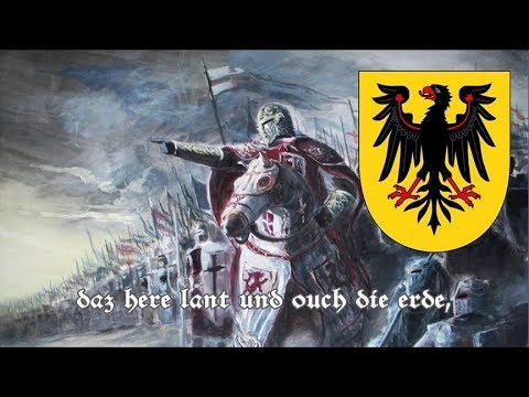 German Medieval Crusader Song - Palästinalied