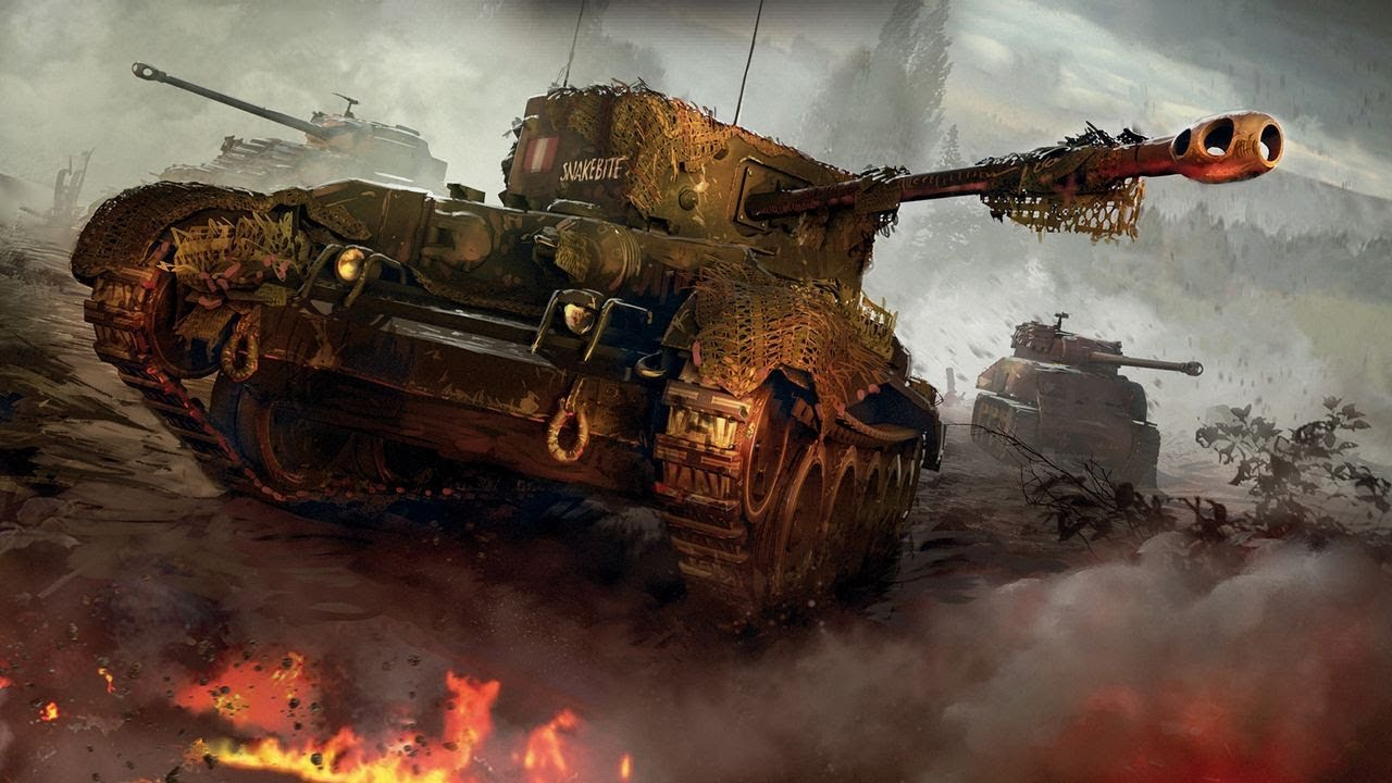 Download and play World of Tanks Blitz on Windows 10 for free