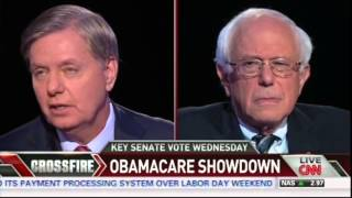 Crossfire on Obamacare