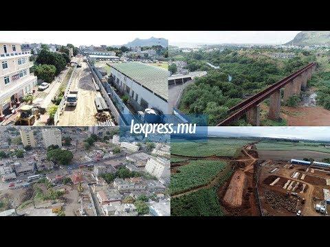 Maurice en chantier: la métamorphose en images