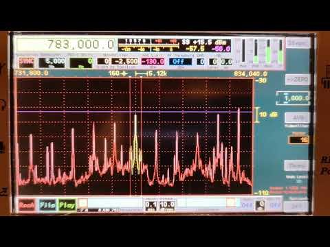783 KHz SRTV Radio Damascus (Tartus)