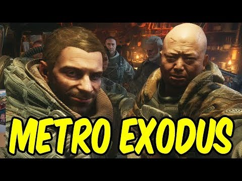 Welcome to Metro Exodus |