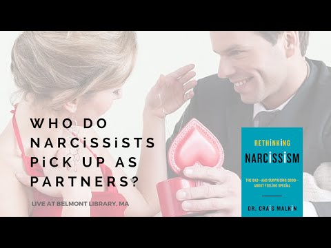 Who Do Narcissists Pick As Partners? - YouTube