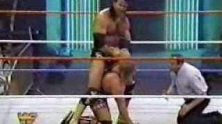 razor ramon vs owen hart intercontinential title pt1
