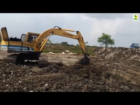 Starting a Business - Excavator Work Business Ideas and Backhoe Excavation Work Ideas