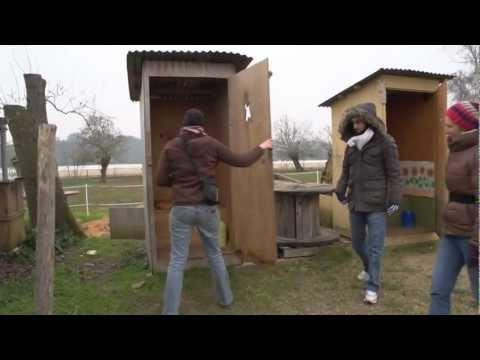 Des toilettes dans mon jardin ? - YouTube
