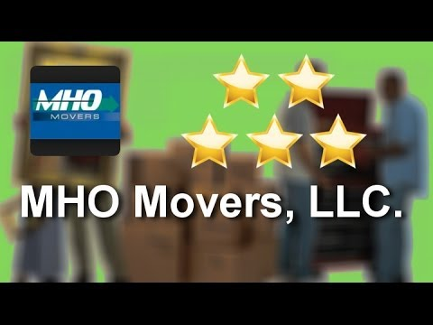 MHO Movers, LLC. | Norwalk CT Remarkable 5 Star Review by Sherry C.