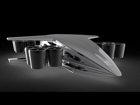 The Future in VTOL Aviation