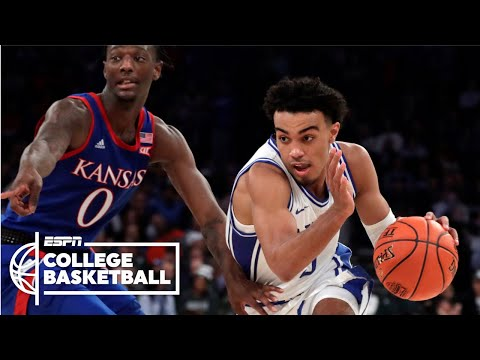 No. 3 Kansas vs. No. 4 Duke | 2019-20 College Basketball Highlights