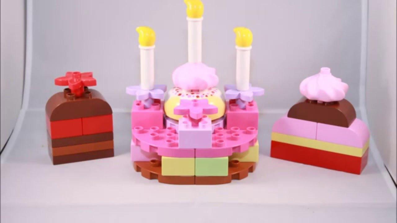 Duplo Birthday Cake