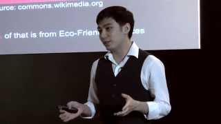 Jungle Friendly Energy: Olzhas Zhiyenkulov at TEDxJCUS