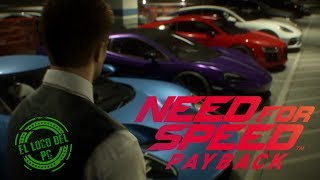¿Te gusta conducir? Need for Speed Payback    Gameplay en español