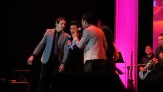 Mal Paso - Eva Ayllón y sus hijos musicales (Javier Arias , César Mancilla y Aldo Riccio)