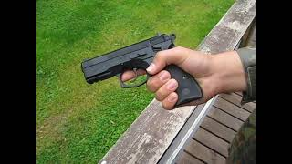 Repeat youtube video Asg CZ75D Compact Co2 Metal