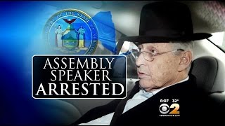 Sheldon Silver To Step Down As NY Assembly Speaker