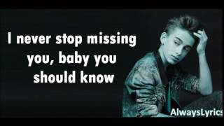 Johnny Orlando - Missing You (Lyrics by AlwaysLyrics)