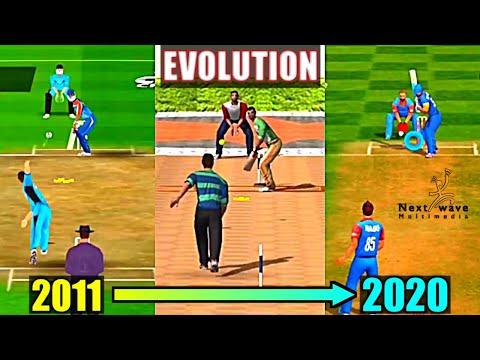 Evolution Of Cricket Games [Nextwave Multimedia Only]