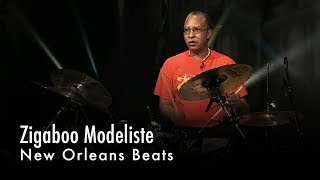 Zigaboo Modeliste On New Orleans Beats
