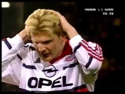 Kahn Golfball Attacke | SC Freiburg vs. Bayern München | 1999/2000