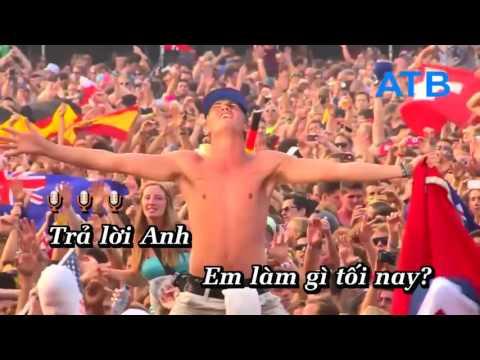 Em Làm Gì Tối Nay (Remix Karaoke) - Khắc Việt