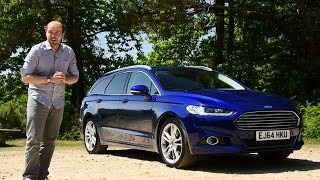 Ford Mondeo Estate 2015 review | TELEGRAPH CARS(The Ford Mondeo Estate might be big on the outside, but with a smaller boot than its main rival it is a tricky car to recommend, as Chris Knapman discovers., 2015-06-23T06:30:00.000Z)