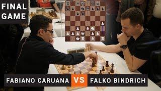 Will Fabiano Caruana Win the Blitz Chess Tournament???