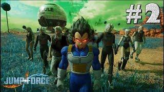 Vegeta se Vuelve Malo :V | Jump Force #2