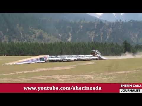 Sultan Golden World Record Jump in swat valley
