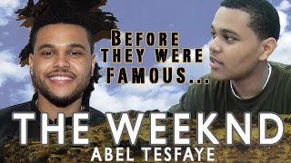 Abel Tesfaye aka The Weeknd - Before He Was Famous