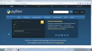 Установка Python 3.6 для Windows