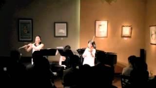 Ensemble Liri Spring Concert 2012@恵比寿アートカフェ フレンズ BALL...