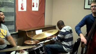 2. Berklee Jazz Workshop Audition 2012 - Jordan Williams - I