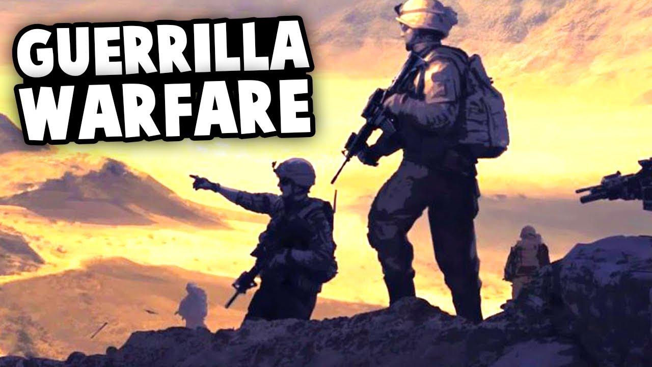 EPIC GUERRILLA WARFARE! Civ Meets Modern Wars! (Afghanistan '11 Gameplay)