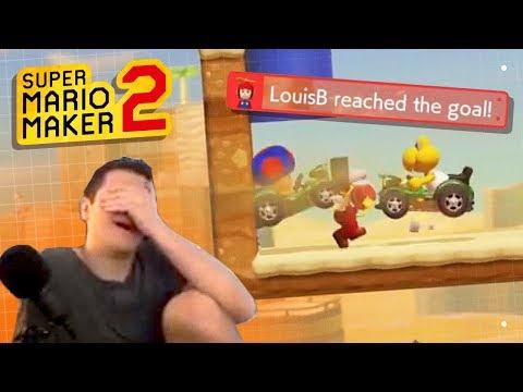 You Can't Trust These Creators! | Super Mario Maker 2