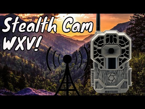 BEST Cellular Trail Camera 2019 - Stealth Cam WXV @STEALTH CAM