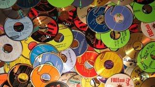 Как использовать CD, DVD и BluRay, если у вас нет на компьютере CD-Roma