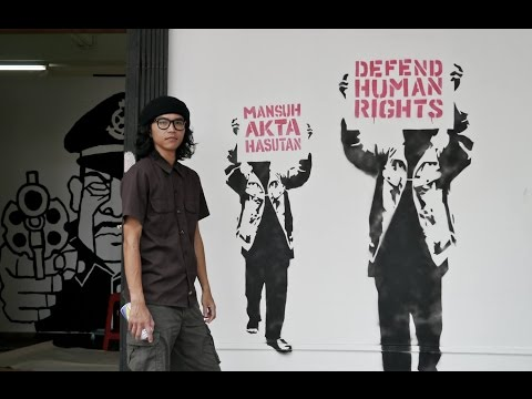 Fahmi Reza, Malaysia - Index on Censorship Awards 2017 Arts nominee