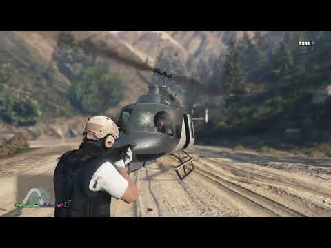Grand Theft Auto V | Finding the Treasure with Friends!!