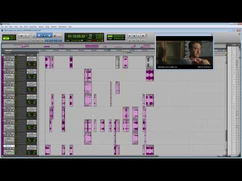 Tutorial 9: Music Stems Editing  - Post-Production Audio Workflow Series