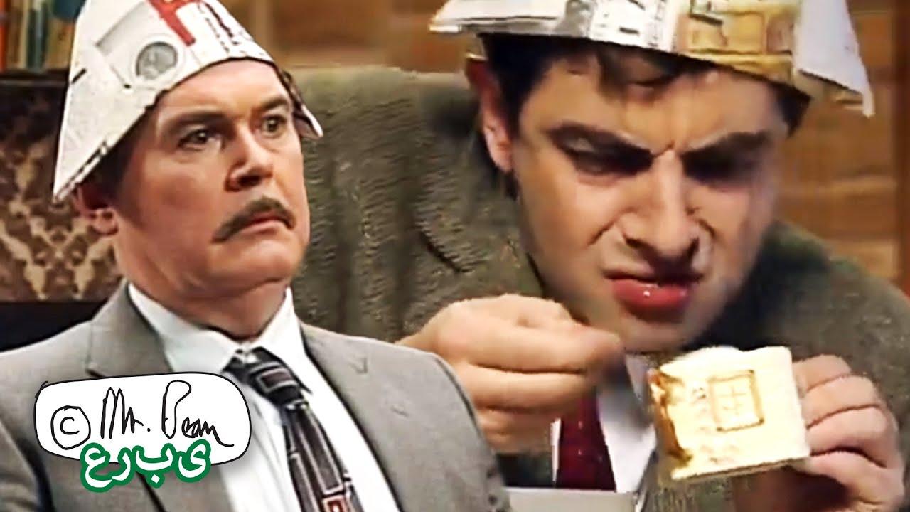 حفلة رأس السنة | مقاطع مضحكة السيد فول | Mr Bean Arabic مستر بين