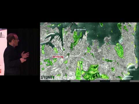 CTBUH 13th Annual Awards - Michael Goldrick & Bertram Beissel, One Central Park, Sydney