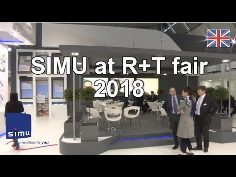 SIMU at R+T fair 2018