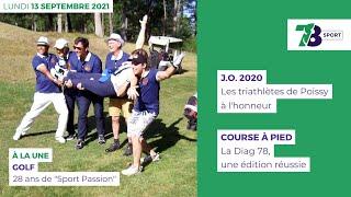 7/8 Sports. Emission du 13 septembre 2021