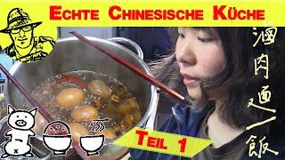 Das ist die echte chinesische Küche. Opal aus Hongkong zeigt, wie man kocht - anschauen, nachmachen!