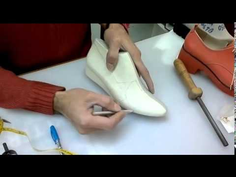 c05665b43 تصميم موديل احذية 1 - YouTube