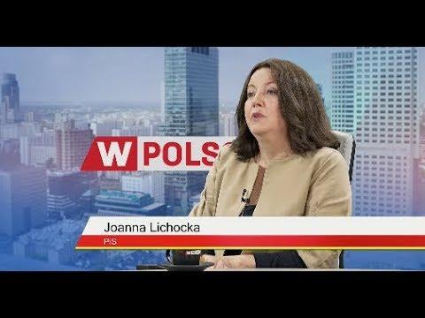 Joanna Lichocka: Ustawa JUST nie ma wpływu na nasze ustawodawstwo. Polska jest państwem suwerennym